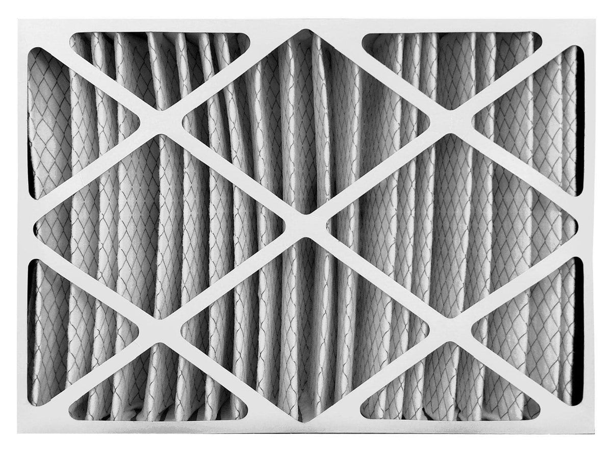 "Atomic M0-1056 16x20x5 Furnace Filter (Actual Size: 15-3/8"" x 21-7/8"" x 5-1/4"") Compatible replacement Goodman, Amana & Five Seasons MERV 11 Media Filter (2 Pack)"