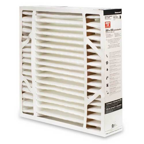 FC200E1011 20x20x4 MERV 13 Furnace Filter by Honeywell