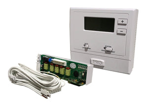T600 PF: T631W-2 Thermostat WiFi PTAC therm nonpr 1H/1C CV or 2H/1C HP w/2 sqin