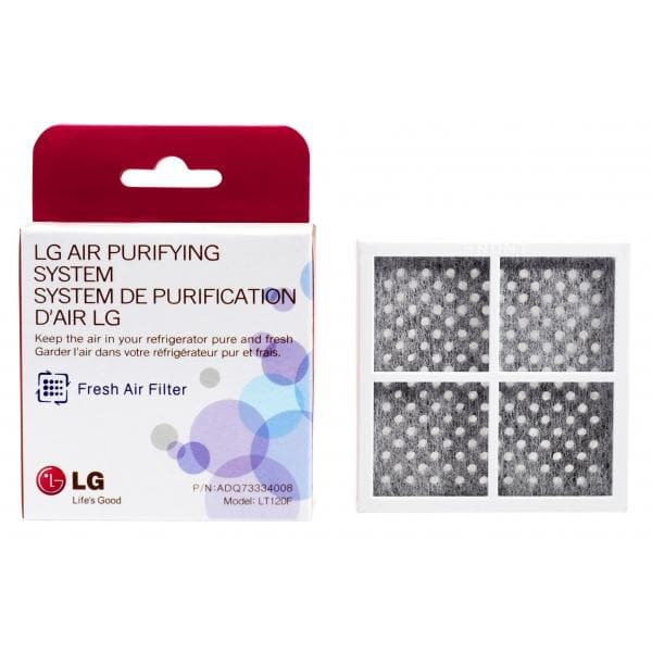 LG ADQ73214404 LT120F Refrigerator Air Cleaner Filter