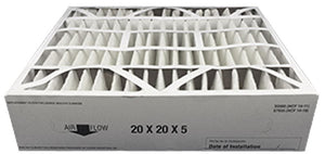 Lennox X0585 Compatible 20x20x5 MERV 11 Furnace Filter by Atomic - 2 pack