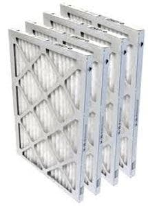 Lennox 14x20x1 MERV 8 Pleated Air Filters 4-Pack 91x23