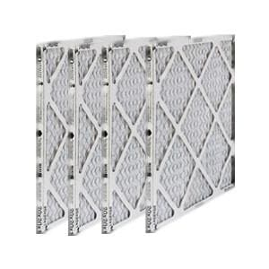 Lennox 14x25x1 MERV 8 Pleated Furnace Filter 98N45