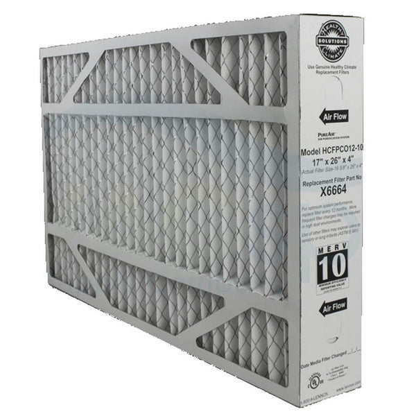 Lennox Replacement Filter X6664 75x74 For Pco 12c 17 X