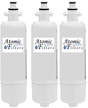 LG LT700P-3PK ADQ36006101 Compatible Refrigerator Water Filter by Atomic Filters