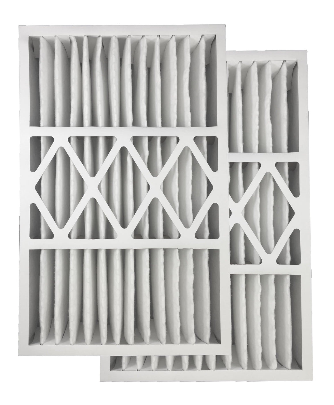 Atomic FC100A1003 16x20x5 Honeywell Replacement MERV 11 Furnace Filter - 2 Pack