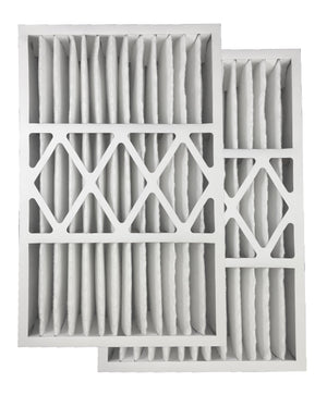 Atomic FC100A1029 16x25x5 Honeywell Replacement MERV 11 Air Filter - 2 Pack