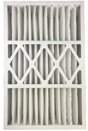 Atomic FC100A1029 Honeywell Compatible 16 X 25 Media Air Filter MERV 8 - 2 Pack