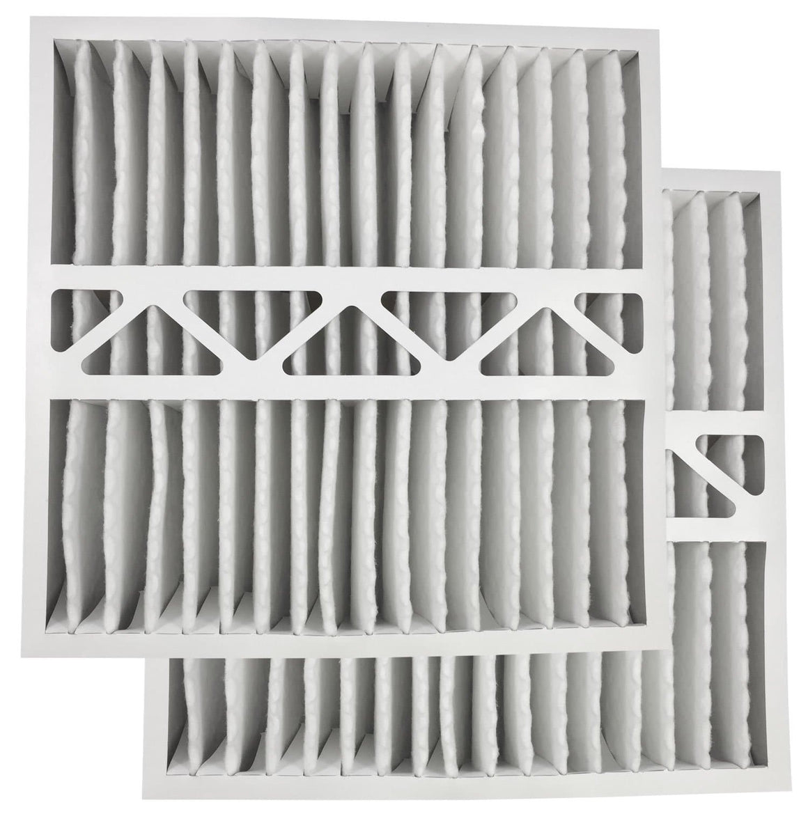 Atomic FC100A1011 20x20x4 MERV 11 Honeywell Replacement Furnace Filter - 2 Pack