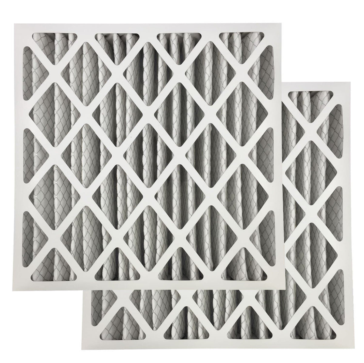 Atomic FC200E1011 20x20x4 MERV 13 Honeywell Replacement Furnace Filter - 2 Pack