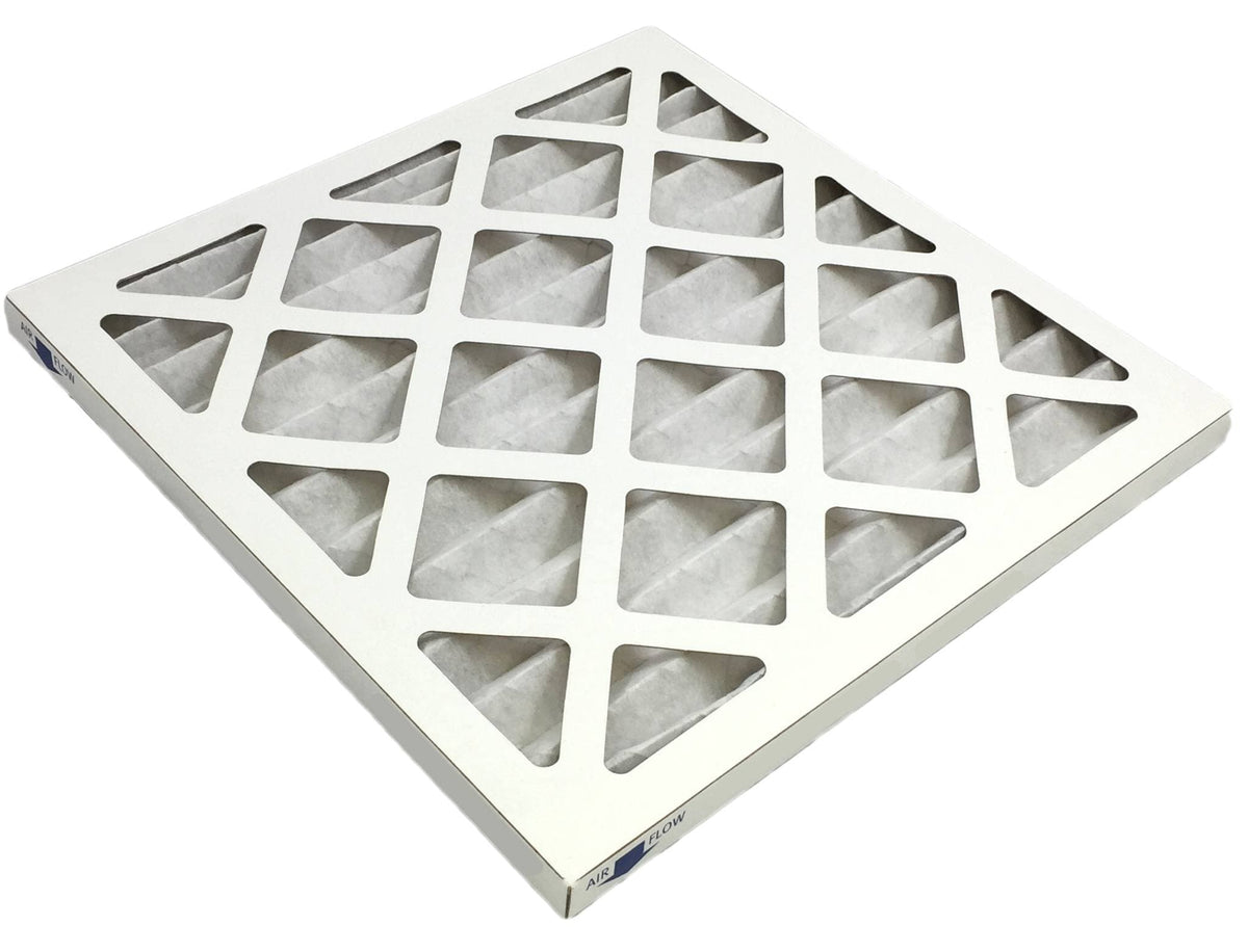 18x18x1 Merv 8 Pleated AC Furnace Filter - Case of 6 by Atomic Filters