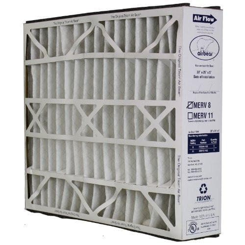 Trion 255649-102 Air Bear Supreme 2000 Replacement Filter - 20x25x5
