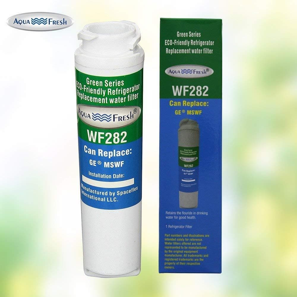Aqua Fresh WF282 Replacement For GE SmartWater, GE MSWF, 101820A Refrigerator Water Filter