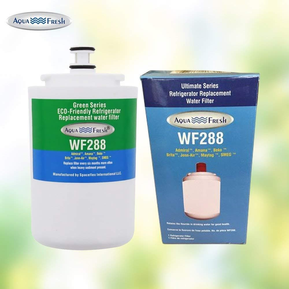 Aqua Fresh WF288 Replacement Water Filter For Maytag UKF7003, Whirlpool EDR7D1, Icepure RWF1600A Water Filter