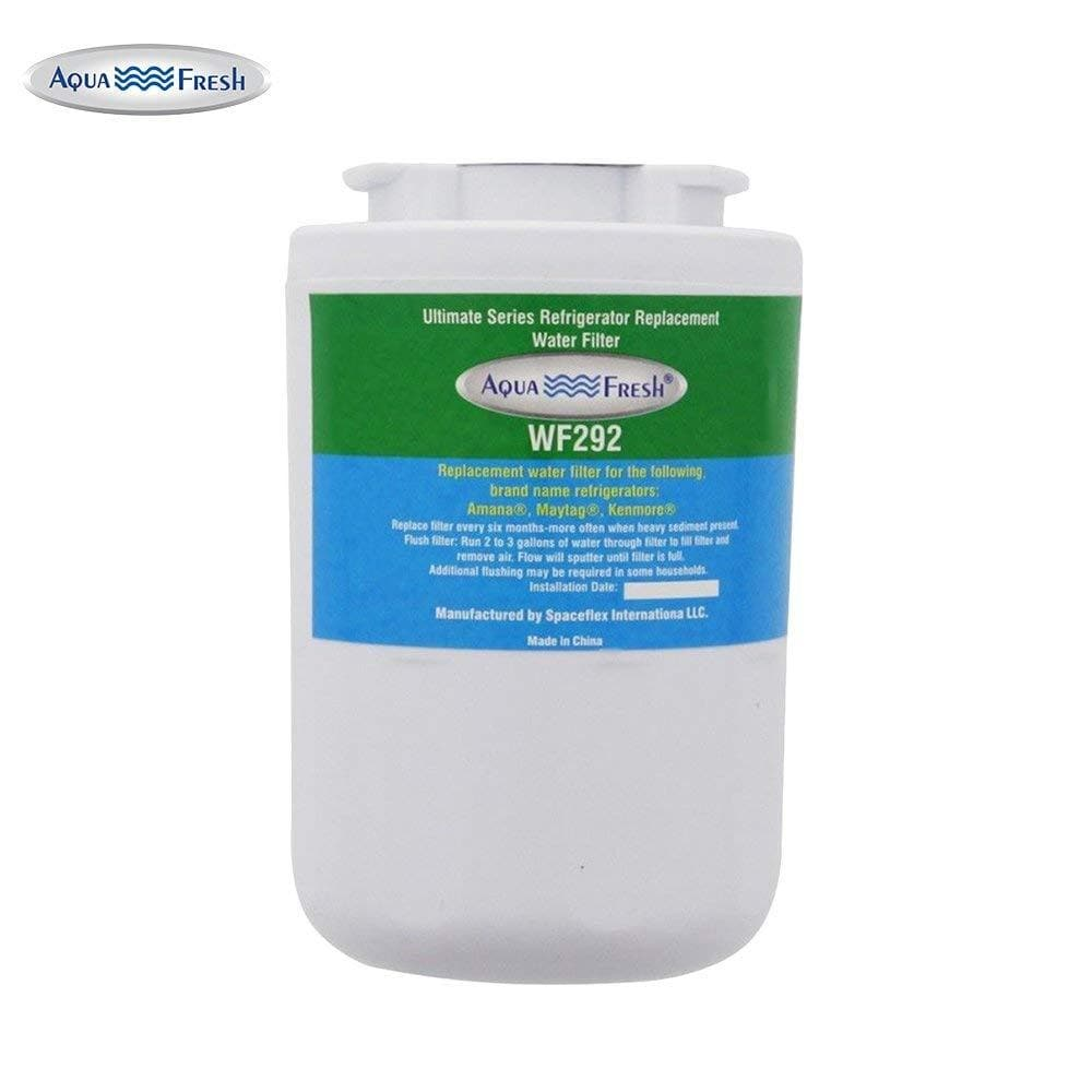 Aqua Fresh WF292 Replacement Water Filter For Amana 12527304, EcoAqua EFF-6021A, Water Sentinel WSA-1 Water Filter