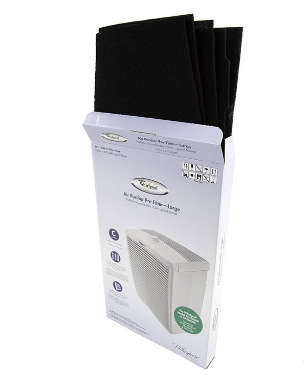 Whirlpool 8171434k Large Air Purifier Carbon Pre Filters