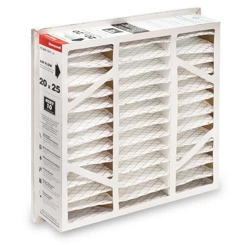 Honeywell FC40R1011 20x25x5 Return Grille Media Air Filter