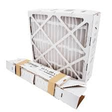 Trane FLRQB5FR17M11 16.5x26x4.7 MERV 11 QuikBox Replacement Media Filter - 2 Pack