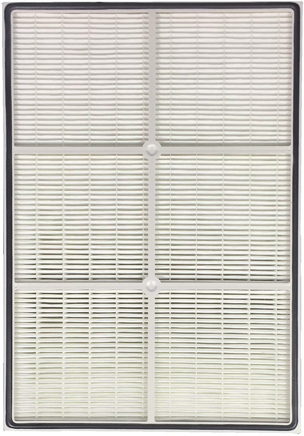 Atomic Whirlpool Whispure 1183054K Compatible HEPA Air Purifier Replacement Filter - 2 Pack