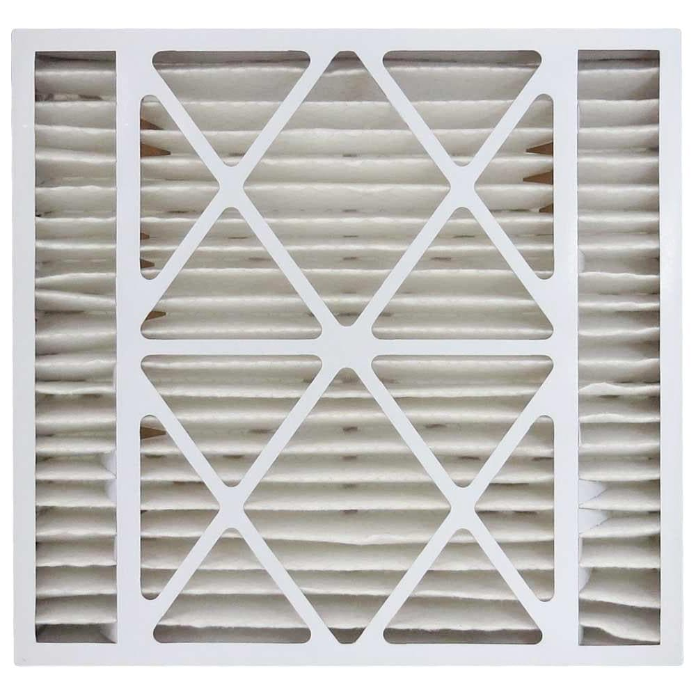 Atomic FILBBCAR0024 24x25x5 MERV 13 Bryant Replacement Furnace Filter - 2 Pack