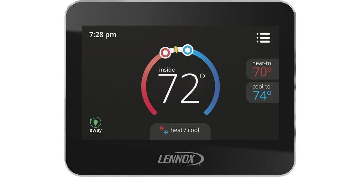 Lennox 13H13 CS5500 Comfortsense 5500 Programmable Thermostat - Touchscreen