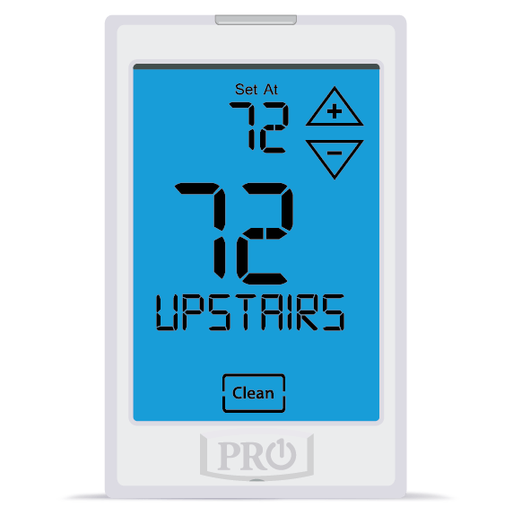 PRO1 IAQ RZ251W Secondary Wireless Zoning Control