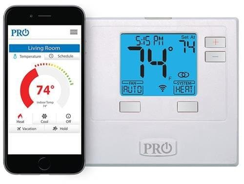Pro1 T701i WiFi 1H/1C Digital Thermostat