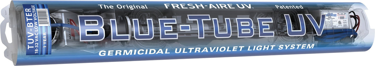 Fresh-Aire Blue Tube - TUV-BTER2 Germicidal UV 2 Year Lamp 24V