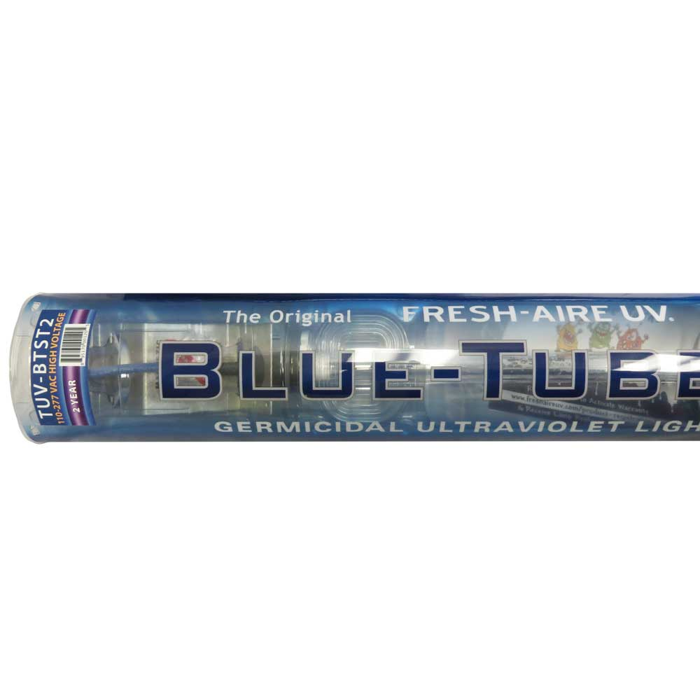 Fresh-Aire Blue Tube - TUV-BTST2 UV light