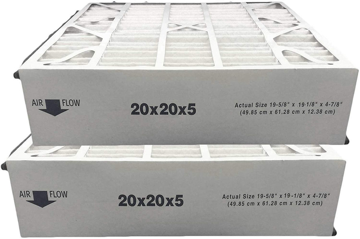 Atomic 266649-103 Trion Air Bear Supreme 20x20x5 MERV 13 Compatible Replacement Media Filter - 2 pack