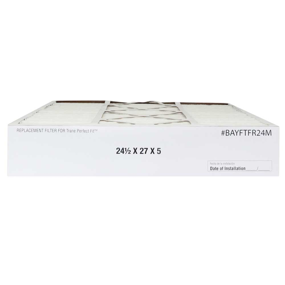 Atomic BAYFTFR24M 24.5x27x5 MERV 13 Trane Replacement Furnace Filter – 2 Pack