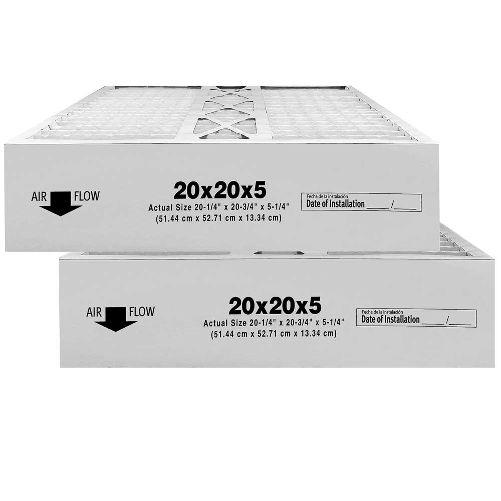 Atomic BMF2020/P102-2020  20x20x5 MERV 13 Bryant Replacement Furnace Filter - 2 Pack