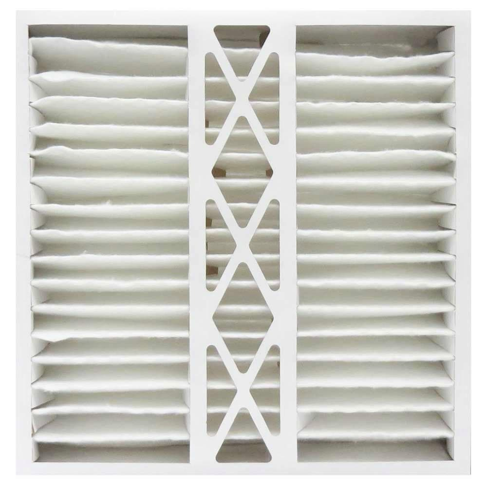 Atomic FILBBFNC0021 20x20x4.25 MERV 13 Bryant Replacement Furnace Filter - 2 pack