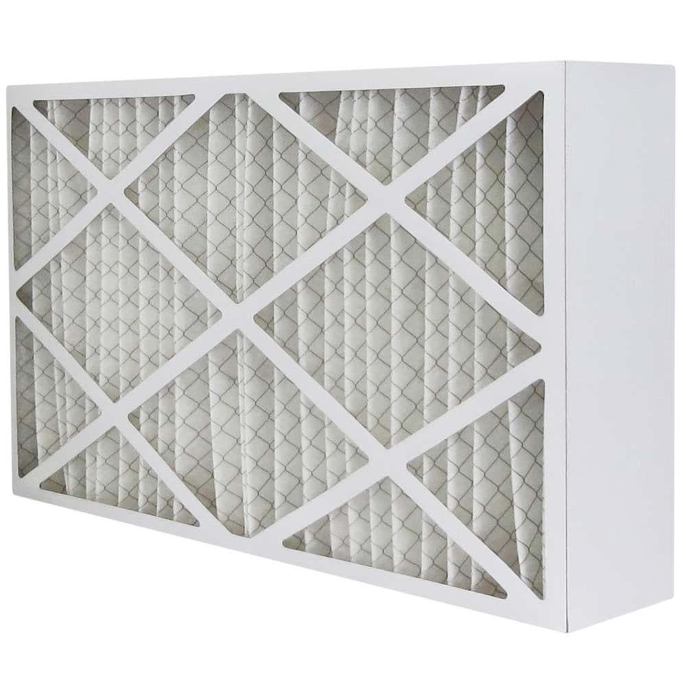 Atomic FILXXCAR0016 16x25x5 MERV 13 Carrier Replacement Furnace Filter - 2 Pack