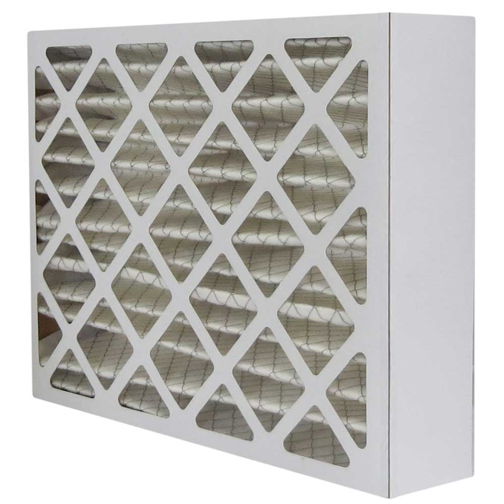 Atomic FILXXFNC0017 16x20x4.25 MERV 8 Carrier Replacement Furnace Filter - 2 Pack