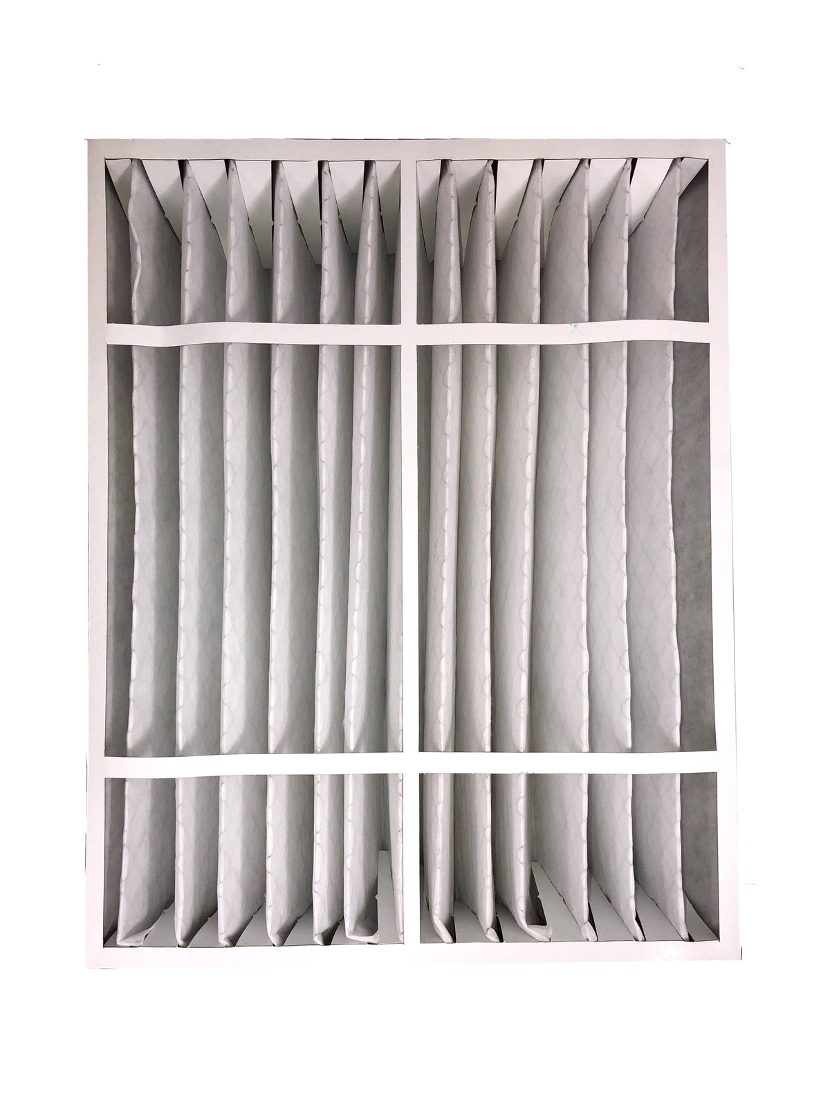 Carrier FILXXFNC0017 16x20x4 MERV 8 Replacement Furnace Filter - 2 Pack