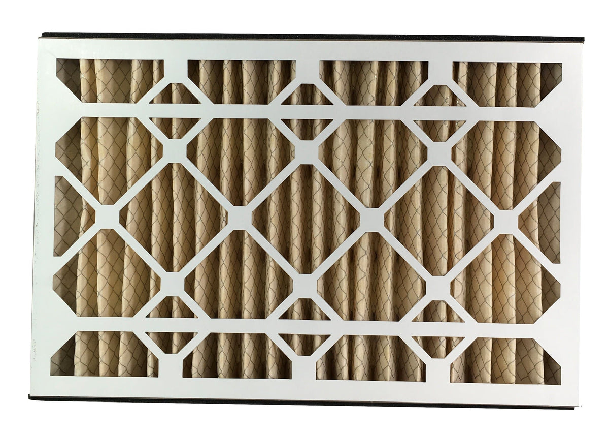 Ultravation 91-006 20x25x5 MERV 11 Replacement Furnace Filter - 2 Pack