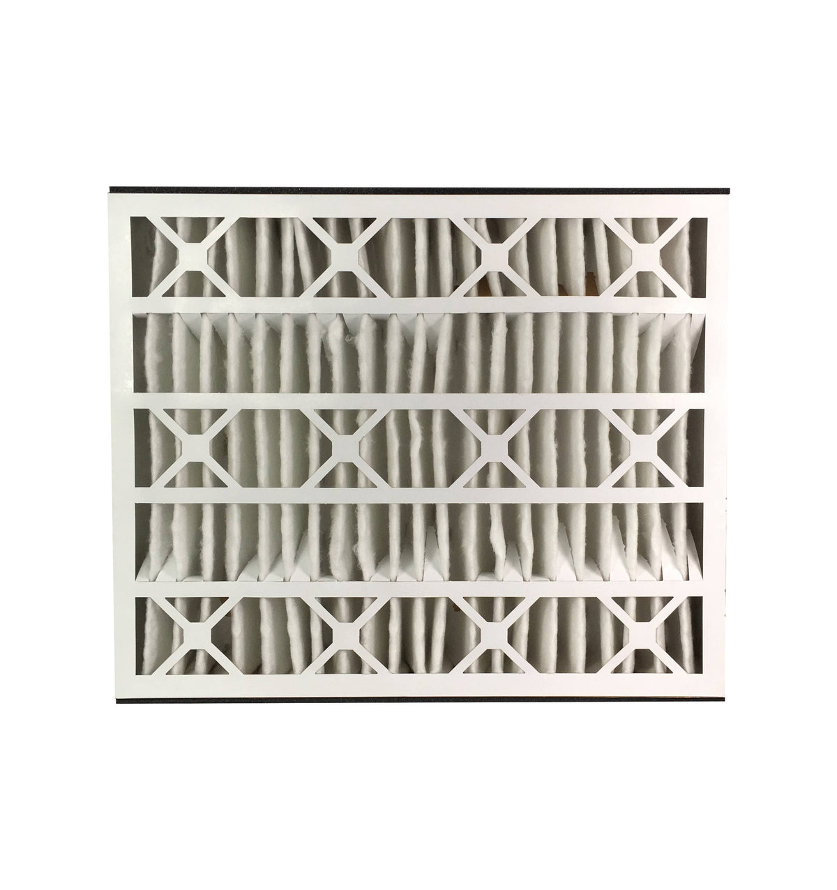 Ultravation 91-026 20x25x5 MERV 13 Replacement Furnace Filter - 2 Pack