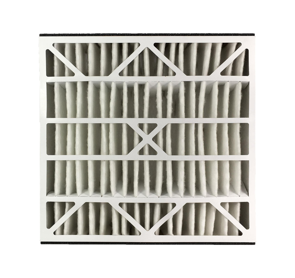 Ultravation 91-028 20x20x5 MERV 13 Replacement Furnace Filter - 1 Pack