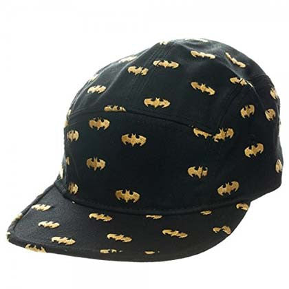 b6fb39dbd94 ... usa batman 5 panel black camper hat 4c0c8 6d34c