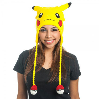 Pokemon Yellow Pikachu Laplander Hat - Skylight Global 9334f73ed35