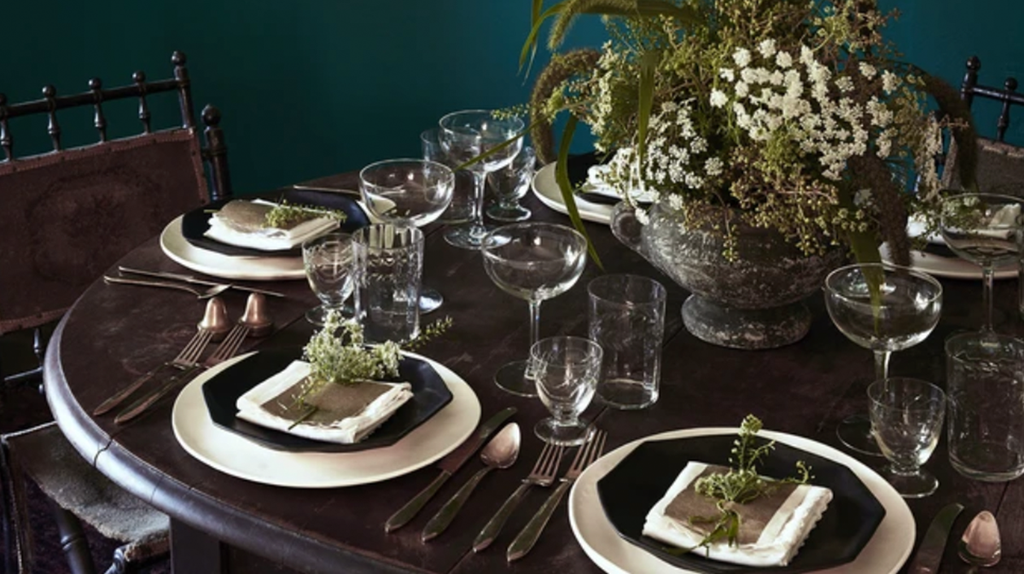 William & Susan Brinson: The Ruralist Modern Table