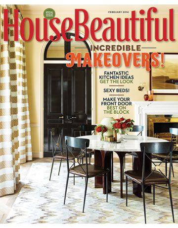 House Beautiful February 2014 Issue