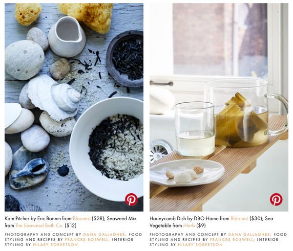 Domino 4 Stay-at-Home Spa Ideas to Channel Your Dream Destination Featuring DBO HOME Ceramics