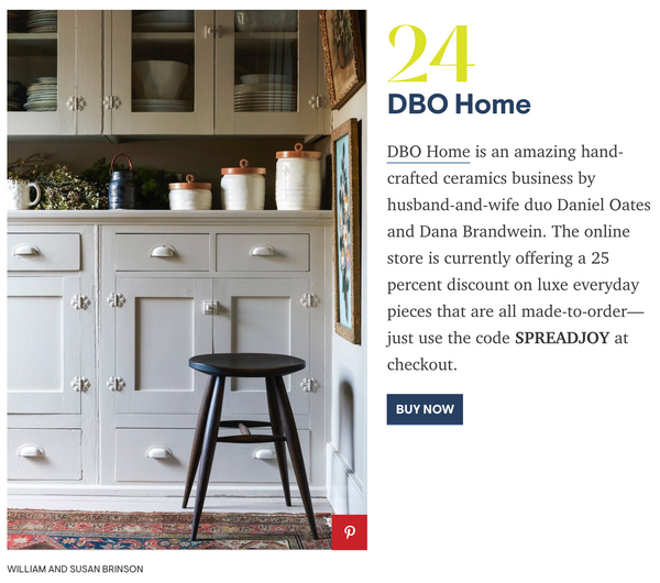 House Beautiful 50 Small Home Stores Around the Country to Support Right Now