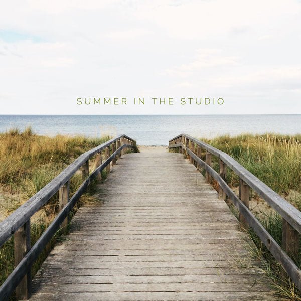 Summer In The Studio Playlist by Dana Brandwein of DBO HOME