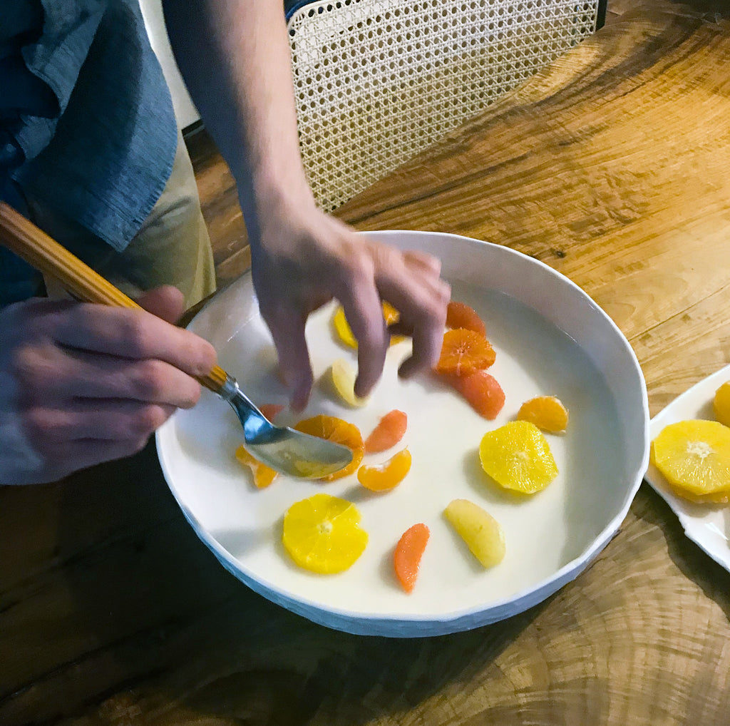 Citrus Salad Assembly with Chef Paul Pearson
