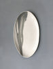 DBO HOME Handmade Porcelain Instant Karma Small Oval Serving Platter