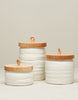 Bare Lidded Vessels