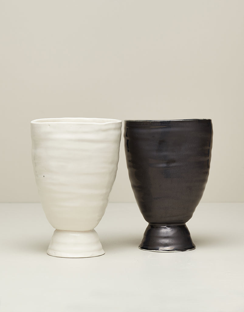 [READY TO SHIP] Bare Pedestal Vase